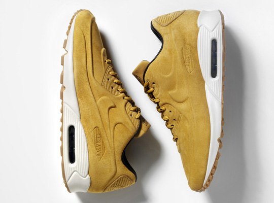 Nike Air Max 90 Suede Brown