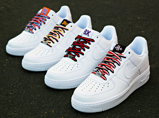 nike air force exclusives