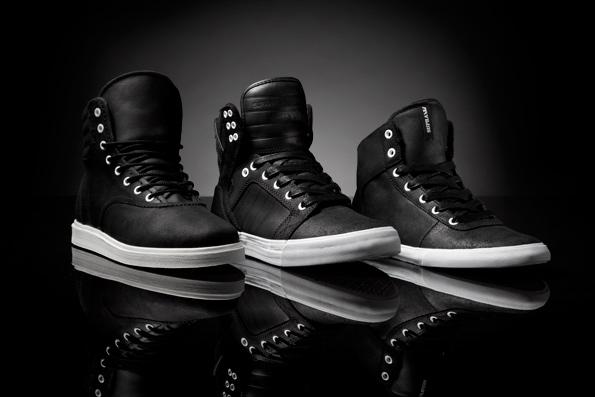 supra black sneakers